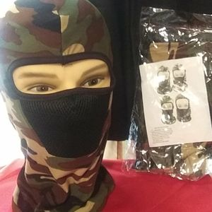Camoflauge Mask/ head covering